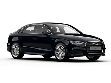 Audi S3 Saloon - From just £359