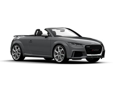 Audi TT RS Roadster - From just £579 per month!
