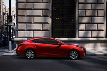 Mazda3 - available for contract hire