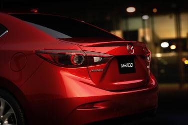 Mazda3 Exterior Rear
