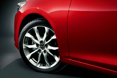 Mazda3 Alloy Wheel