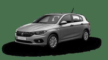 Fiat Tipo Grey Exterior