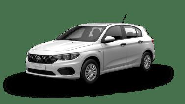 Fiat Tipo White Exterior