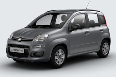 Fiat Panda Anthracite Grey