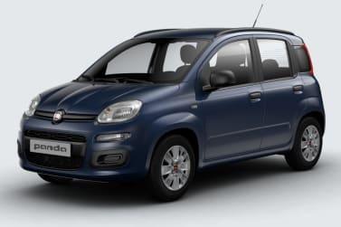Fiat Panda Mediterranean Blue