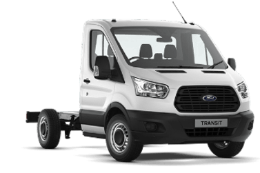 Ford Dropside - Transit Chassis Cab