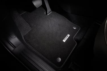 Mazda Luxury Floor Mats