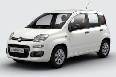 Fiat Panda Ambient White