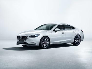 Mazda6 100th Anniversary Edition