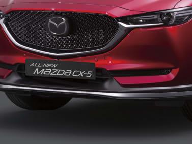 Mazda CX-5 Front Airdam Skirt