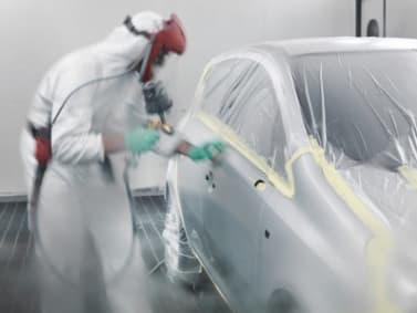 Vauxhall Body Repairs
