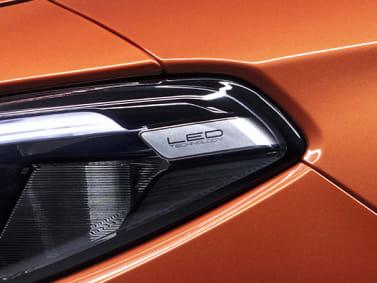 New Fiat Tipo LED Headlights
