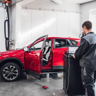 Mazda Health Check