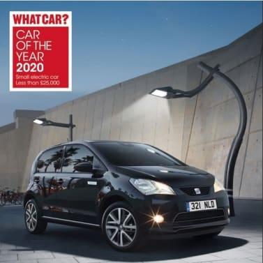 Mii electric - What Car? 2020 Winner