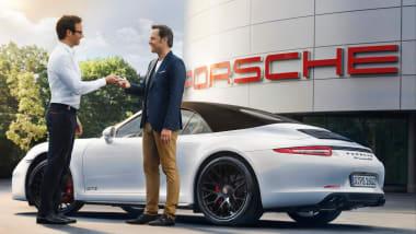 Service Your Porsche Services Segond Automobiles - Porsche service