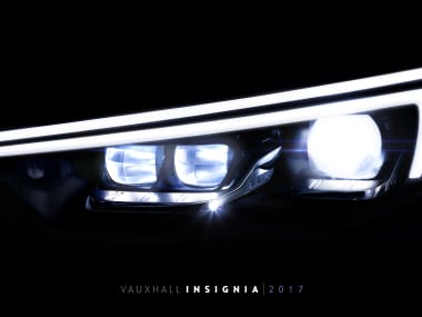 vauxhall are illuminating the night with further refined intellilux