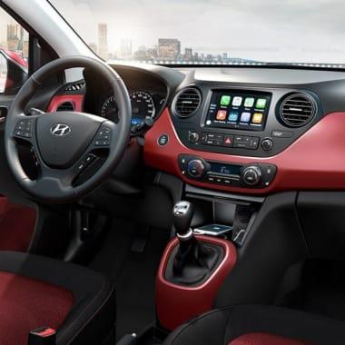 Discover the New Hyundai i10 at All Electric Garages Hyundai ...