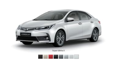 New Toyota Corolla 2019 Cars For Sale In The Uae Toyota