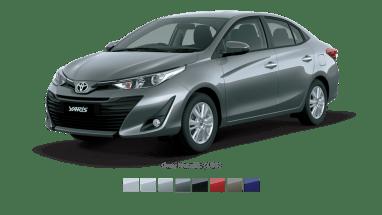 New Toyota Yaris 2019 Sedan For Sale In The Uae Toyota