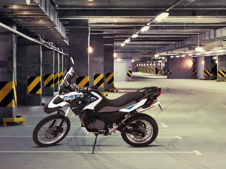 New Bmw G 650 Gs Sertao John Clark Bmw Motorrad