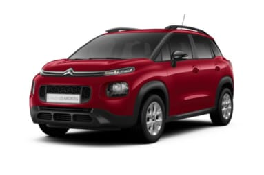 Citroën C3 Aircross Pepper Red/ Rood