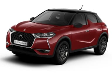 DS 3 Crossback kleur rood / Rouge Rubii