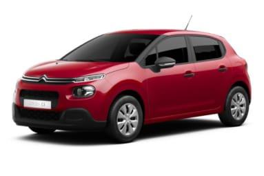Citroën C3 Ruby Red kleur rood