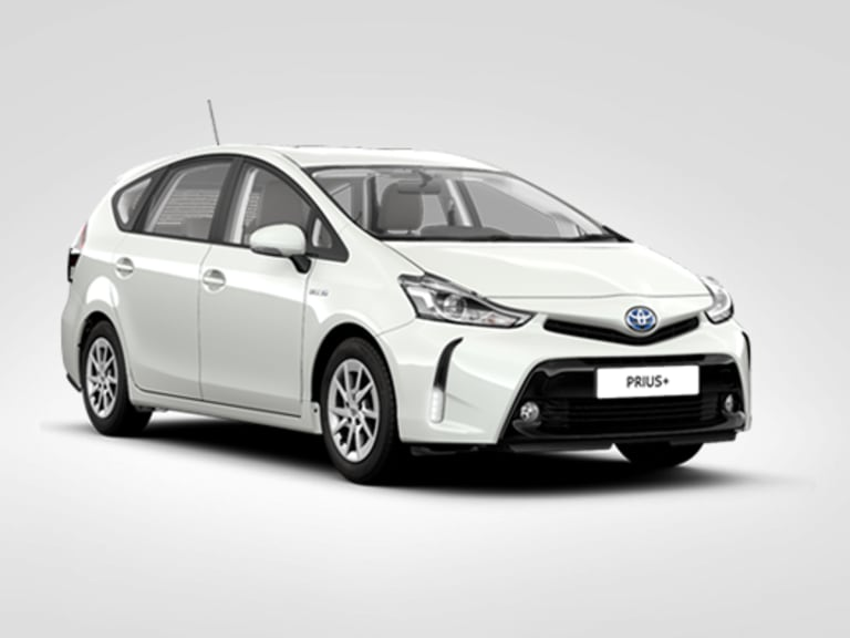 New Toyota Prius Icon 7 Seat Offer Rmb Toyota