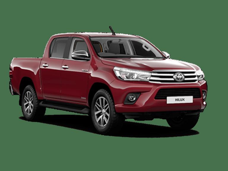 Toyota Hilux Diesel >> New Toyota Hilux Invincible Offer Darlington Northallerton