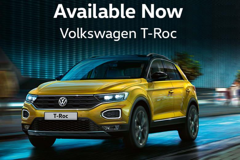 New Volkswagen T Roc Finance Offer Drift Bridge Volkswagen
