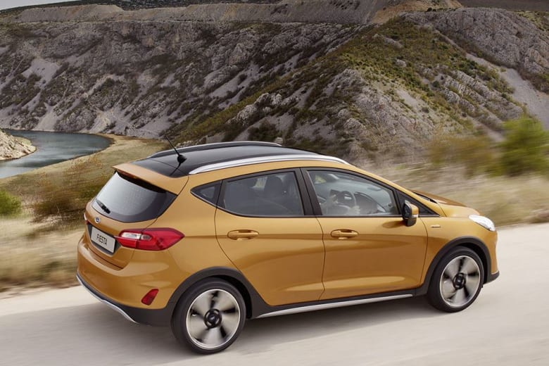 New Ford Fiesta Active Rutland Colin Easson Motors