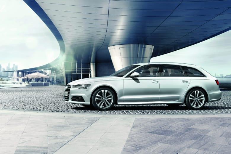 New Audi A6 Avant Finance Offer Drift Bridge Audi