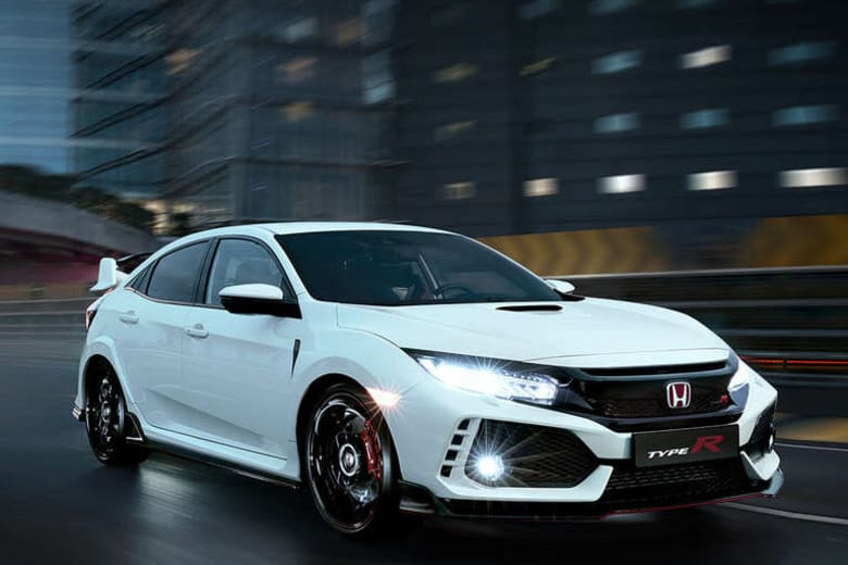 Honda Civic New >> New Honda Civic Type R Offer