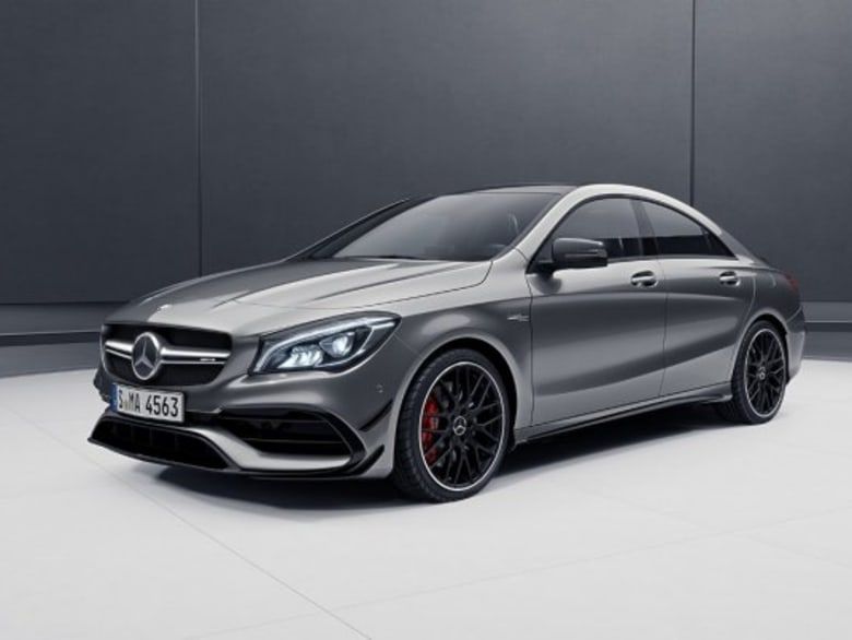Mercedes Benz Cla >> Mercedes Benz Cla Coupe 180 Amg Line London Mercedes Benz Retail