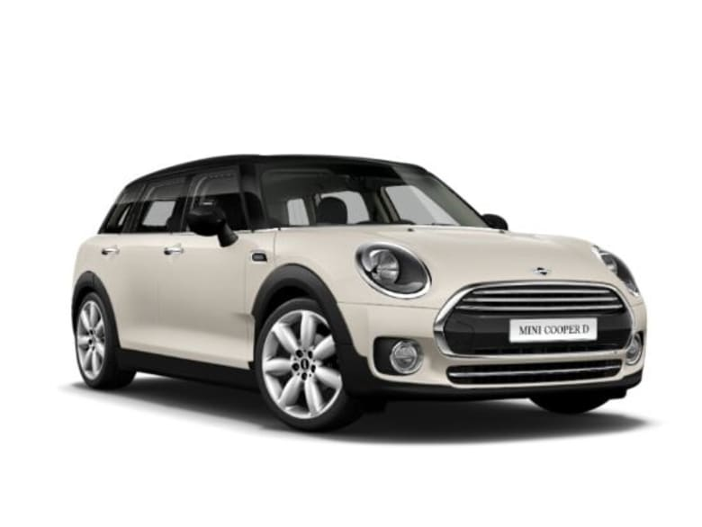New Mini Clubman Cooper D Exclusive Offers