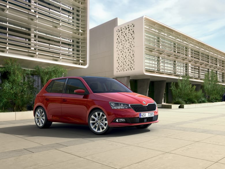 ŠKODA Fabia Hatch 1 0 TSI Colour Edition 95PS | John Clark Skoda