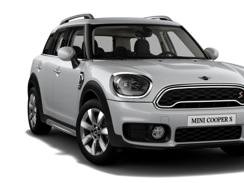 New Mini Countryman Cooper S Sport Offers