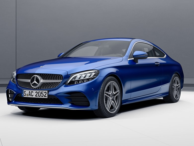 new mercedes-benz c-class coupe pcp offer | in and around london