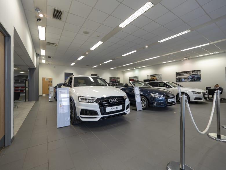 Slough Audi Sytner Group Limited
