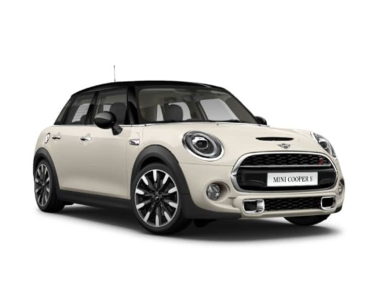 New Mini 5 Door Hatch Cooper S Exclusive Offers