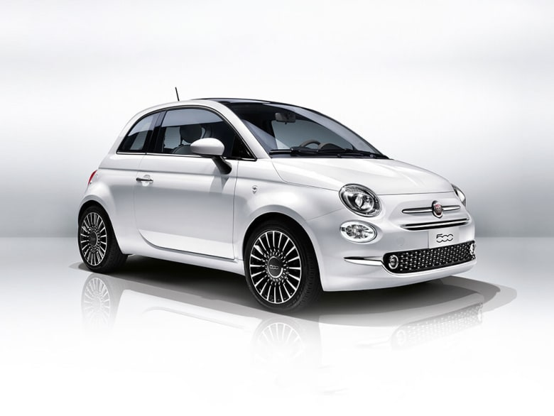 All New Fiat 500 Lounge