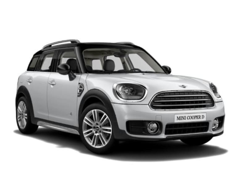 New Mini Countryman Cooper D Exclusive Offers