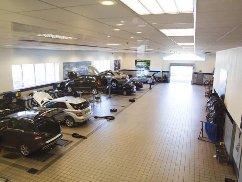 Mercedes-Benz of Bath | Sytner Group Limited
