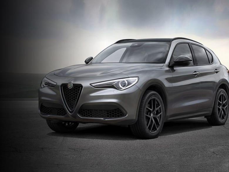 Alfa Romeo Stelvio Nero Edizione Westover Alfa Romeo
