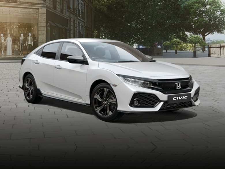 Groovy Civic 5 Door Sport 182PS VTEC Turbo Manual | New Car Offer OE71