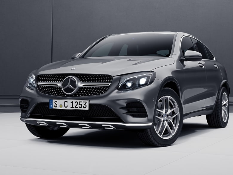 new mercedes-benz glc coupe pcp offer | in and around london