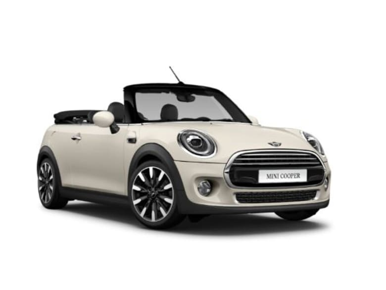 New Mini Convertible Cooper Exclusive Offers