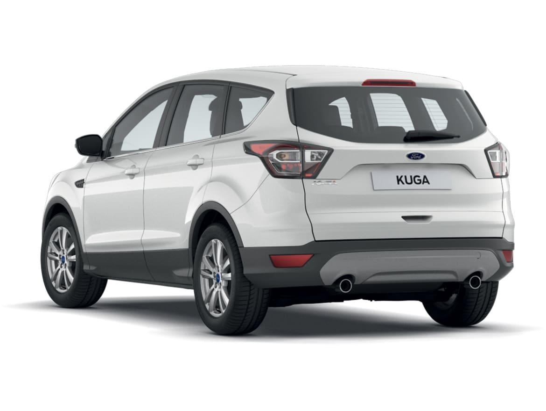 New Ford Kuga Zetec Offer Next Prev