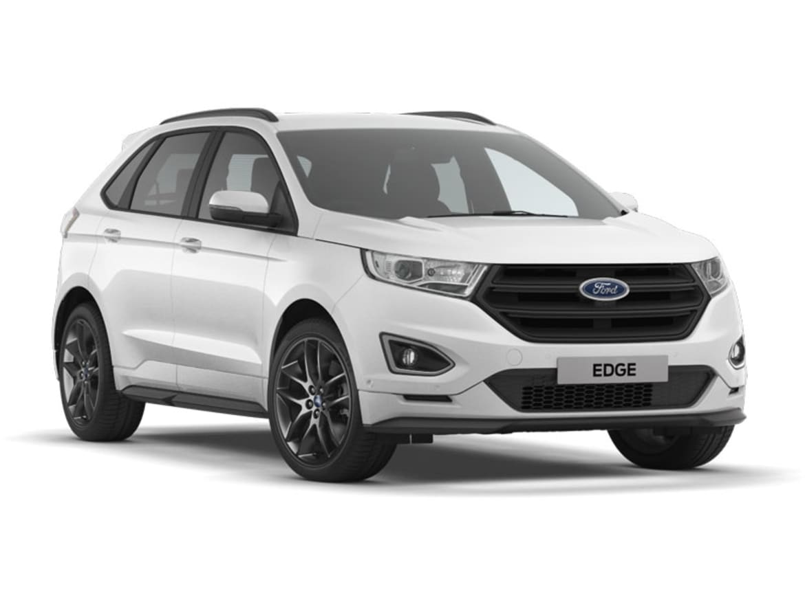 New ford edge st line deals furrows ford shropshire