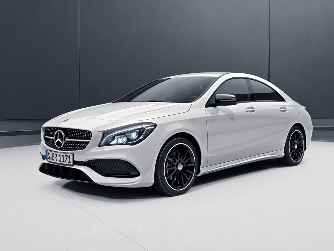 Awesome Mercedes Benz Cla Class Diesel Coupe